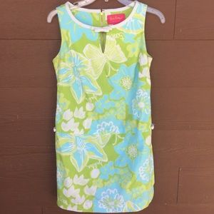 Lilly Pulitzer Jubilee sleeveless dress size 0